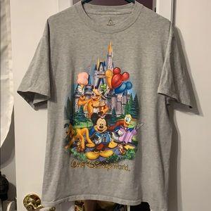 Disneyland Walt Disney World T Shirt